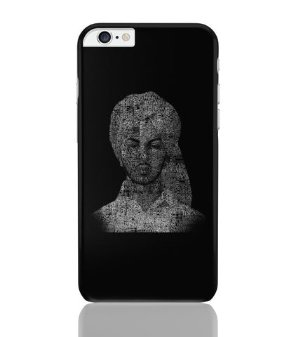 iPhone 6 Plus/iPhone 6S Plus Covers | Bhagat Singh Typography Illustration | Ideas Revolution iPhone 6 Plus / 6S Plus Covers Online India