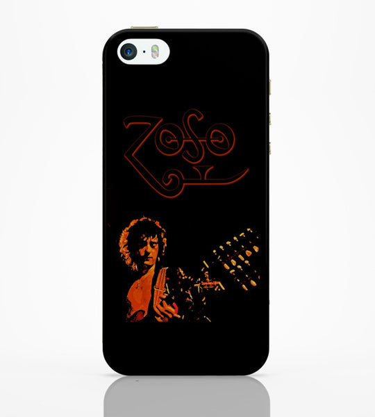 iPhone 5 / 5S Cases & Covers | Jimmy Page Led Zeppelin Zoso Inspired iPhone 5 / 5S Case Online India