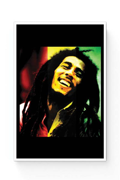 Posters Online | Bob Marley Freedom Portrait Poster Online India | Designed by: Kickass Artworks
