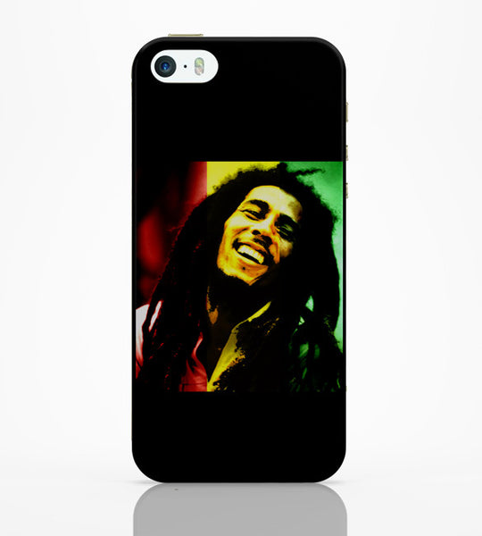 iPhone 5 / 5S Cases & Covers | Bob Marley Freedom Portrait iPhone 5 / 5S Case Online India