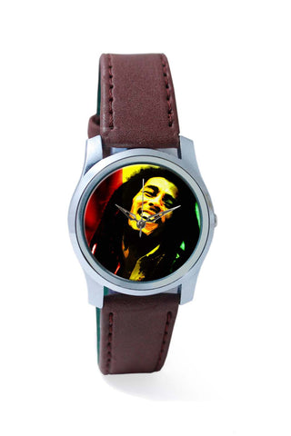 Women Wrist Watch India | Bob Marley Freedom Portrait Wrist Watch Online India