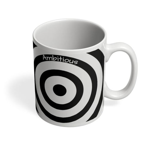 Coffee Mugs Online | Ambitious | The Illusionary Life Coffee Mug Online India