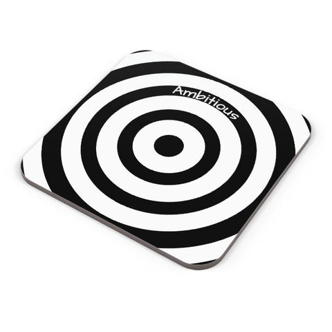 Buy Coasters Online | Ambitious | The Illusionary Life Coasters Online India | PosterGuy.in