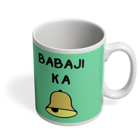 Coffee Mugs Online | Baba ji kaa ghanta Coffee Mug Online India