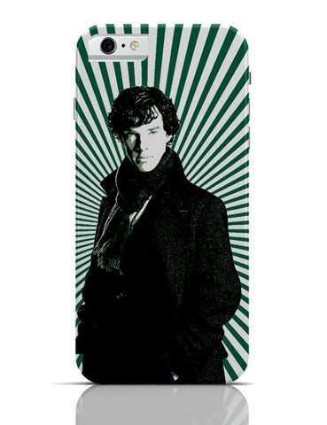 iPhone 6/6S Covers & Cases | Sherlock Holmes Illustration iPhone 6 / 6S Case Cover Online India