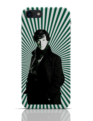 Sherlock Holmes Illustration iPhone 7 Covers Cases Online India