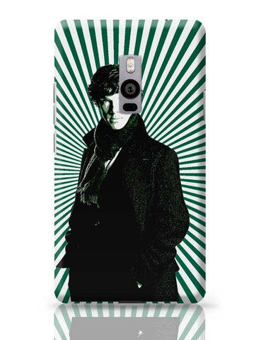 OnePlus Two Covers | Sherlock Holmes Illustration OnePlus Two Case Cover Online India