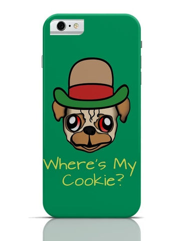 iPhone 6/6S Covers & Cases | Where's My Cookie | Pug Life iPhone 6 / 6S Case Cover Online India