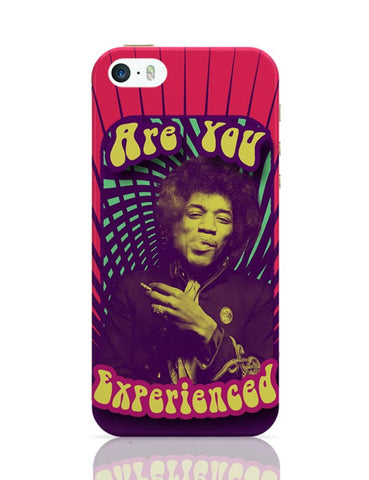 iPhone 5 / 5S Cases & Covers | Are You Experienced | Jimi Hendrix iPhone 5 / 5S Case Cover Online India