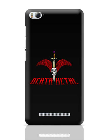 Xiaomi Mi 4i Covers | Death Metal Illustration Xiaomi Mi 4i Case Cover Online India