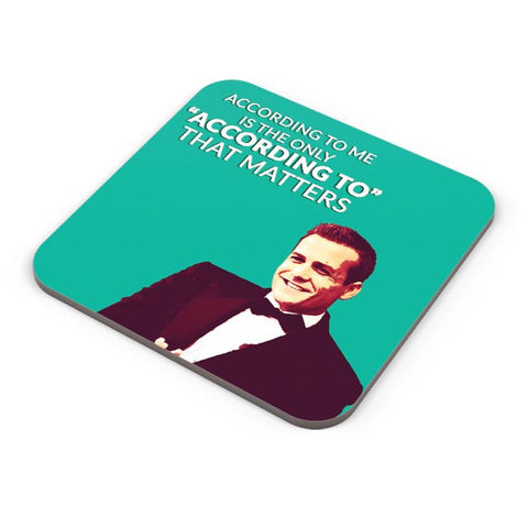 Harvey Specter Suits | According To Me Quote Coaster Online India