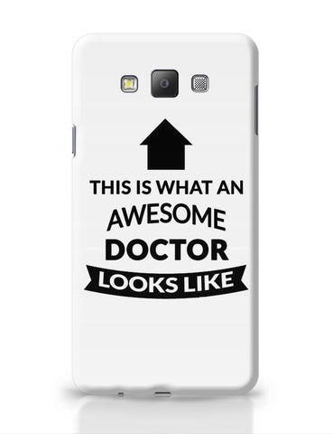 This Is An Awesome Doctor Samsung Galaxy A7 Covers Cases Online India