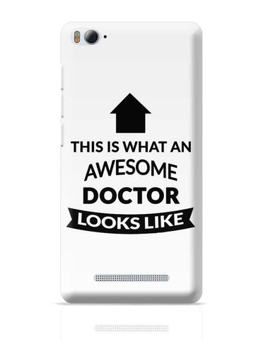 This Is An Awesome Doctor Xiaomi Mi 4i Covers Cases Online India