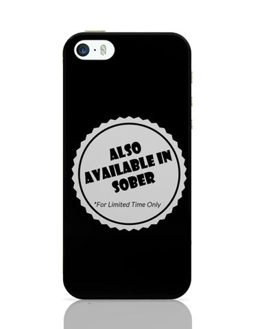 Also Available In Sober iPhone Covers Cases Online India