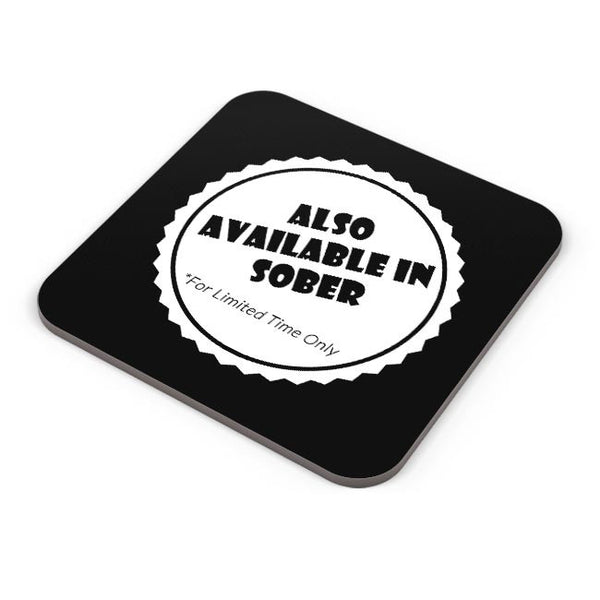Also Available In Sober Coaster Online India