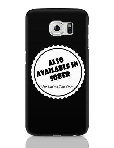 Also Available In Sober Samsung Galaxy S6 Covers Cases Online India