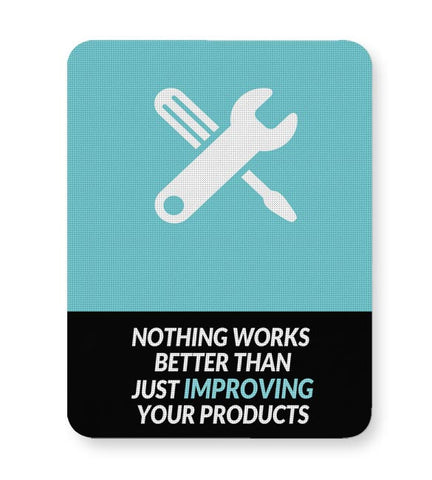 Nothing Works Better Than Improving Your Products Mousepad Online India