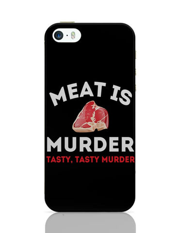 Meat Is Murder .Tasty Tasty Murder iPhone Covers Cases Online India