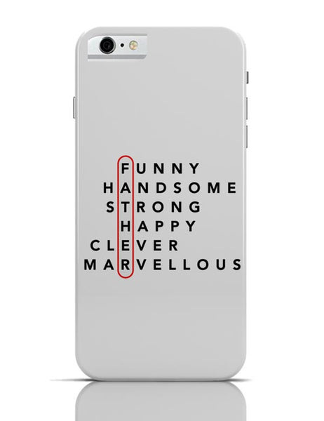 Father Abbreviation iPhone 6 6S Covers Cases Online India
