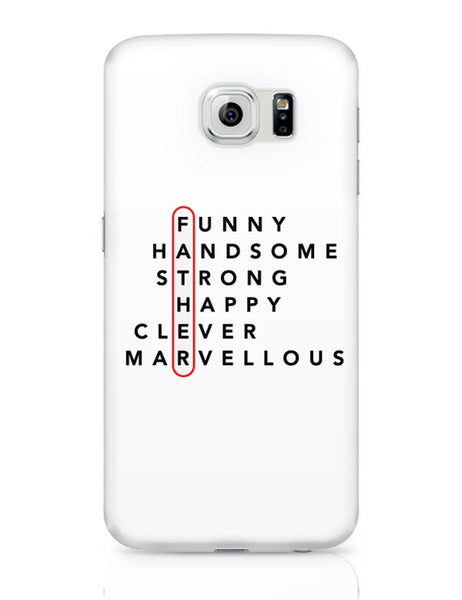 Father Abbreviation Samsung Galaxy S6 Covers Cases Online India