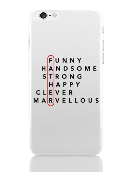 Father Abbreviation iPhone 6 Plus / 6S Plus Covers Cases Online India
