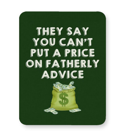 Fatherly Advice Mousepad Online India