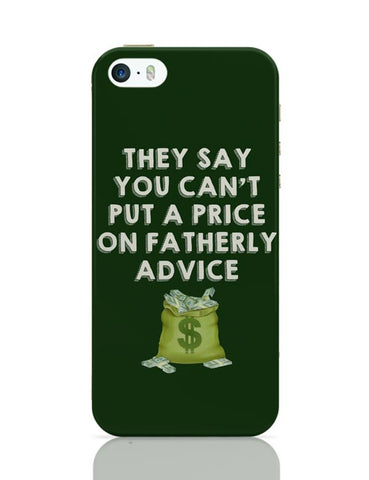 Fatherly Advice iPhone Covers Cases Online India