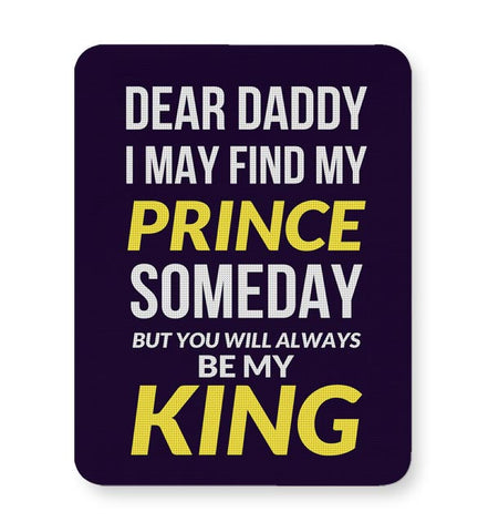 My Dad My King Mousepad Online India