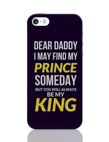 My Dad My King iPhone Covers Cases Online India