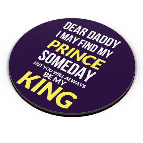 My Dad My King Fridge Magnet Online India