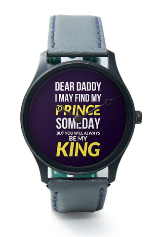 Wrist Watches India | My Dad My King Premium Wrist Watch  Online India.