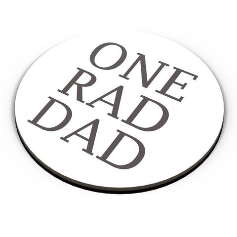 One Rad Dad Fridge Magnet Online India