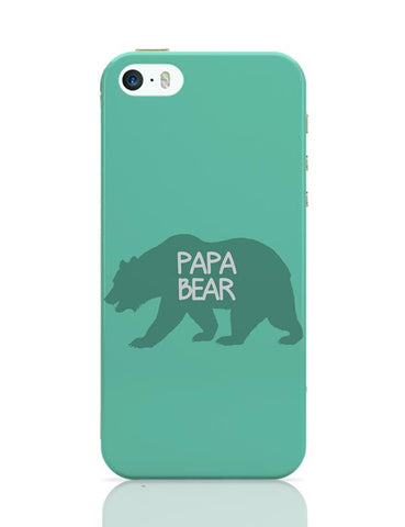 Papa Bear iPhone Covers Cases Online India