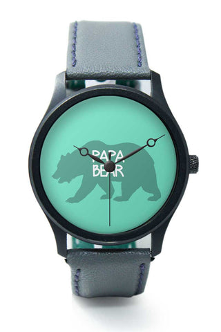 Wrist Watches India | Papa Bear Premium Wrist Watch  Online India.