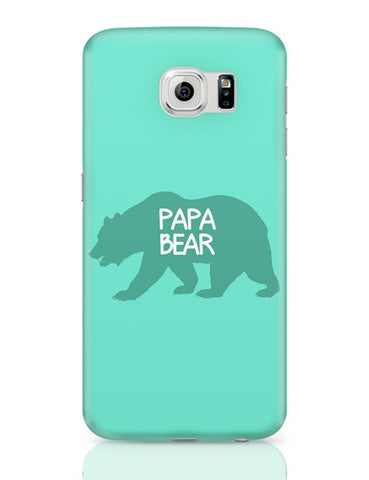 Papa Bear Samsung Galaxy S6 Covers Cases Online India
