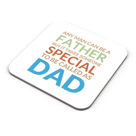 Special Dad Coaster Online India