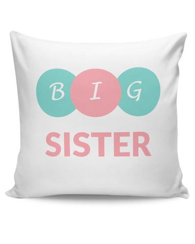 Big Sister Illustration Cushion Cover Online India