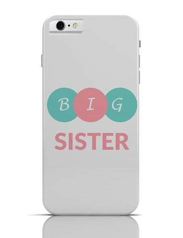 Big Sister Illustration iPhone 6 6S Covers Cases Online India