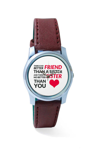 Women Wrist Watch India | FRIEND AND A SISTER Wrist Watch Online India