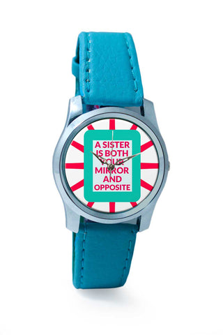 Women Wrist Watch India | mirror and opposite Wrist Watch Online India