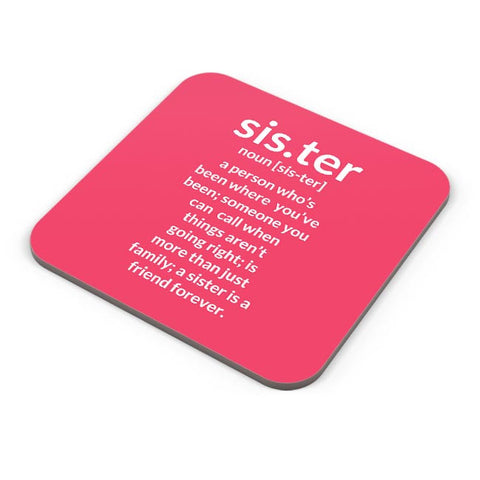Defination Of Sister From A Brother Coaster Online India