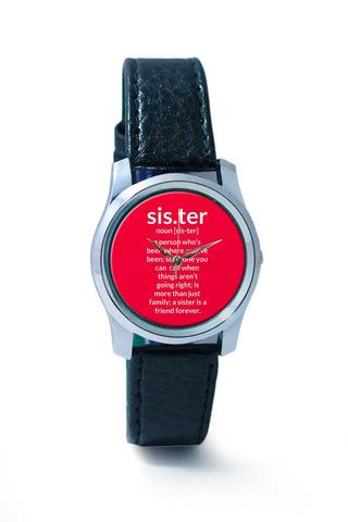 Women Wrist Watch India | sister noun Wrist Watch Online India
