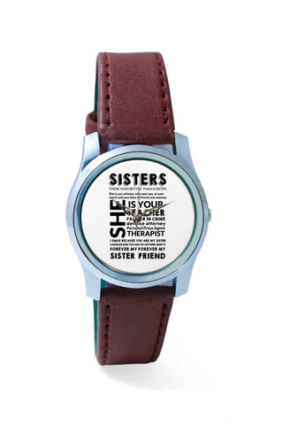 Women Wrist Watch India | sister typo Wrist Watch Online India