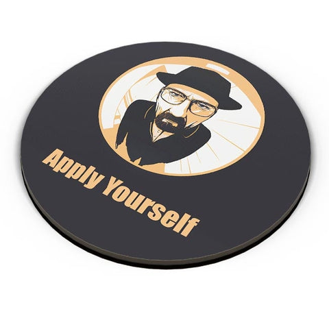 Apply Yourself | For Teacher Fridge Magnet Online India