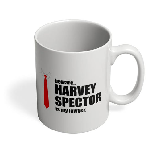 Harvey Specter Is My Lawyer Coffee Mug Online India