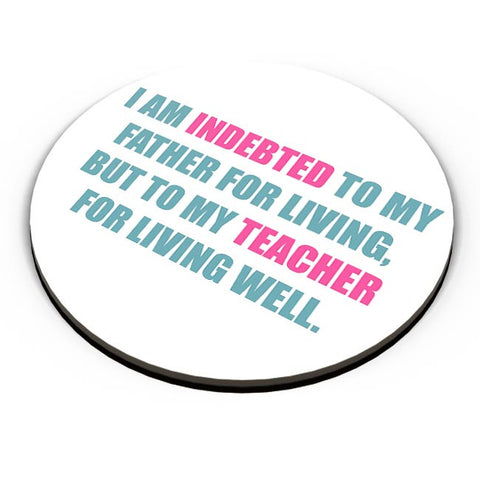 I Teach | What's Your Superpower Fridge Magnet Online India