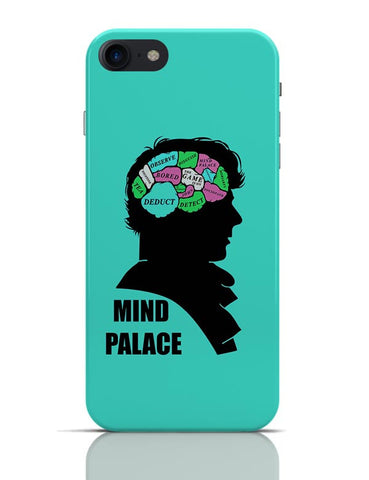 Mind Palace Illustration | Sherlock Holmes OnePlus 3 Covers Cases iPhone 7 Covers Cases Online India