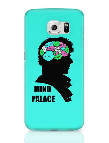 Mind Palace Illustration | Sherlock Holmes Samsung Galaxy S6 Covers Cases Online India