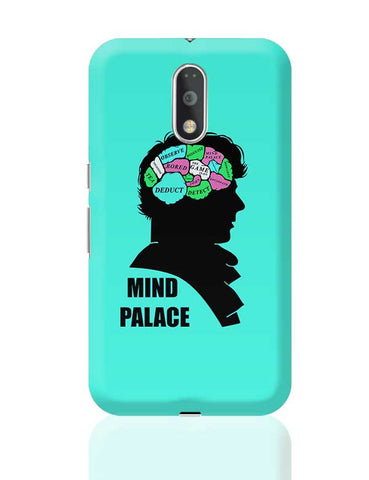 Mind Palace Illustration | Sherlock Holmes Moto G4 Plus Online India