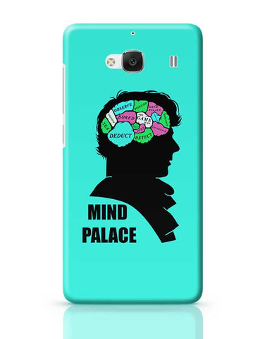 Mind Palace Illustration | Sherlock Holmes Redmi 2 / Redmi 2 Prime Covers Cases Online India